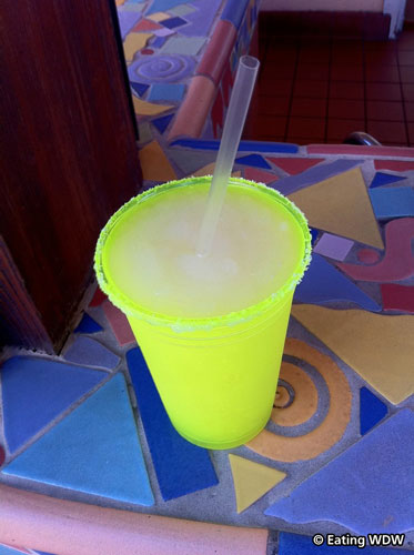 Worst. Margarita. Ever.