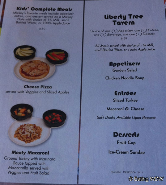 Liberty-Tree-Tavern-Kids-Menu