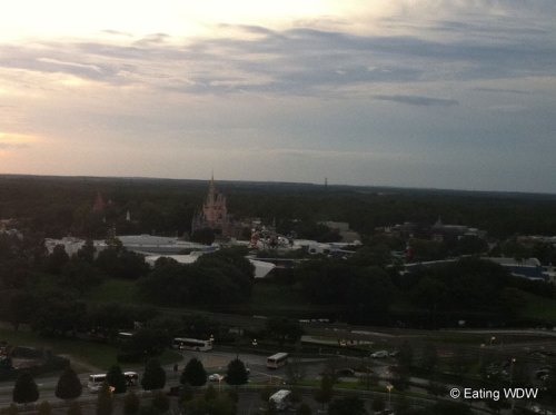Magic Kingdom from CG
