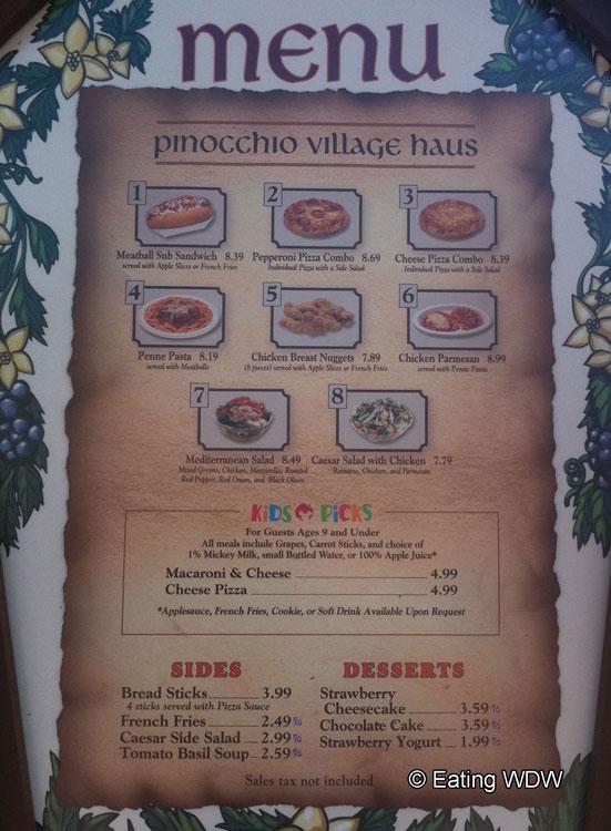 Pinocchio-Village-Haus