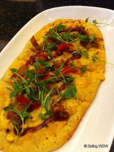 Rotisserie BBQ Chicken Flatbread