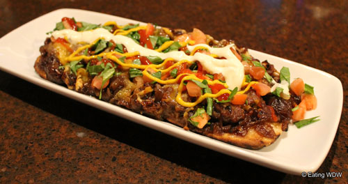 the-wave-everything-on-it-bison-burger-flatbread