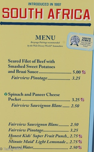2012 food wine south africa spinach and paneer cheese for African cuisine menu