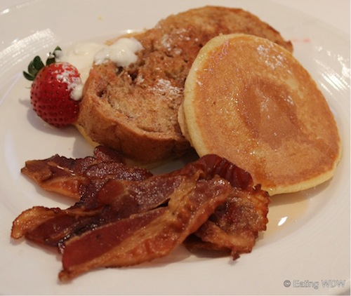 disney-dream-royal-palace-disney-cruise-line-breakfast-trio