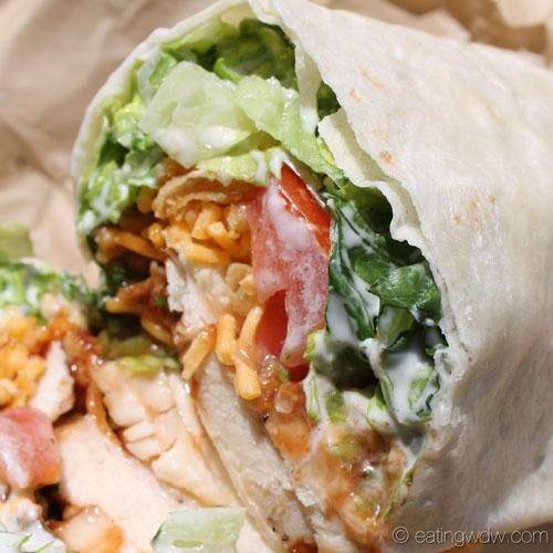 recipe: earl of sandwich bbq chicken flatbread [27]