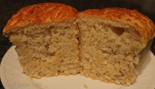 yacht-club-galley-cobblestone-cheese-bread-loaf-cross