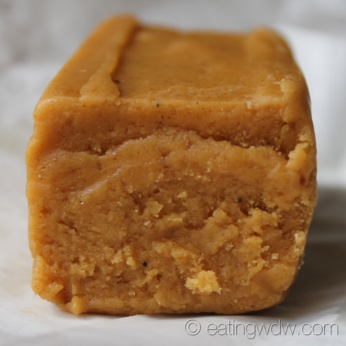 Walt Disney World's Pumpkin Fudge | Eating WDW