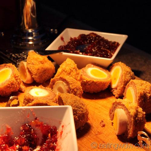 2013-ocean-spray-cranberry-bog-united-kingdom-English-Mustard-Dusted-Scotch-Egg-with-Cranberry-Marmalade