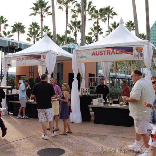 2013-swan-dolphin-food-wine-classic-california-australia-wine-booths