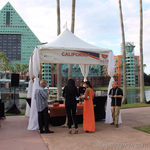 2013-swan-dolphin-food-wine-classic-california-wine-booth