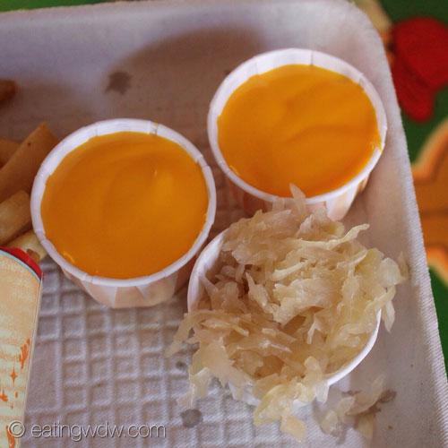 caseys-corner-cheese-sauce-sauerkraut