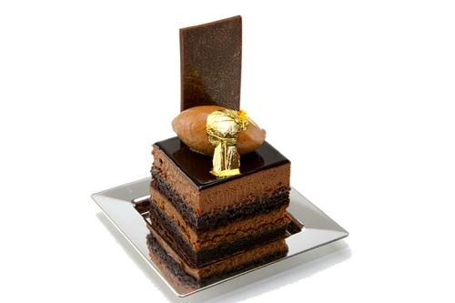 Flourless Chocolate Sponge Cake
