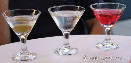 the-brown-derby-martini-flight-of-the-stars