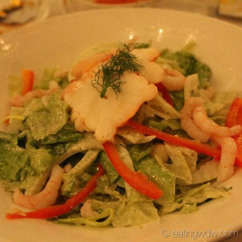 fantasy-captains-gala-dinner-seafood-salad