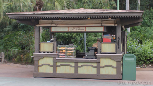 animal-kingdom-entrance-espresso-coffee-pastry