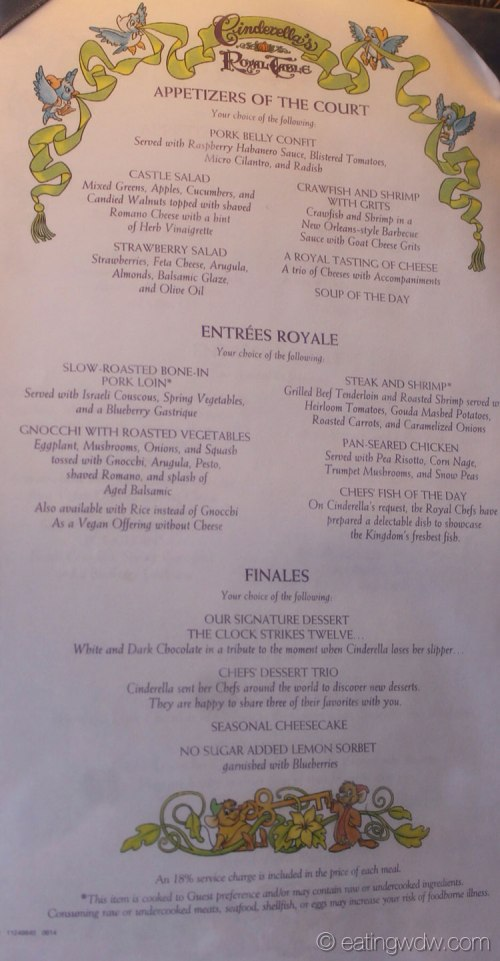 cinderellas-royal-table-dinner-menu-72614
