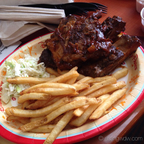 contempo-cafe-barbecued-spare-ribs