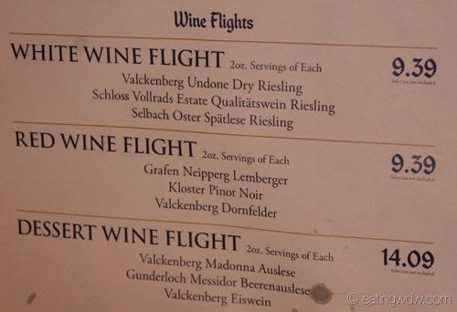 germany-weinkeller-wine-flights-menu-72714