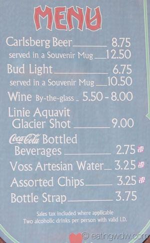 norway-beer-stand-menu-72714