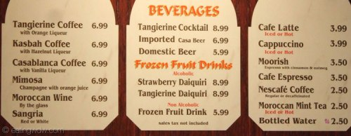 tangierine-cafe-pastries-and-coffee-bar-menu-72714