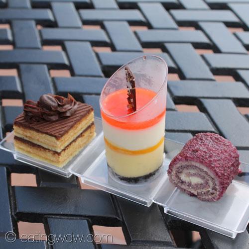 2014-food-wine-desserts-champagne-dessert-trio