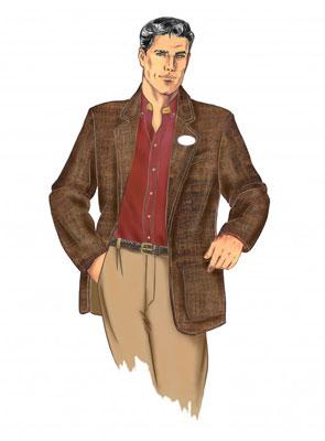 lakeside-casual-attire-servers-trattoria-al-forno-men