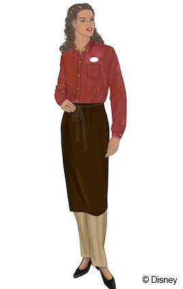 lakeside-casual-attire-servers-trattoria-al-forno-women-2
