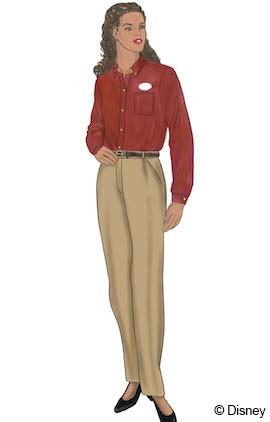 lakeside-casual-attire-servers-trattoria-al-forno-women