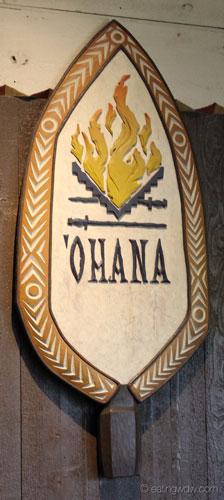 ohana-sign