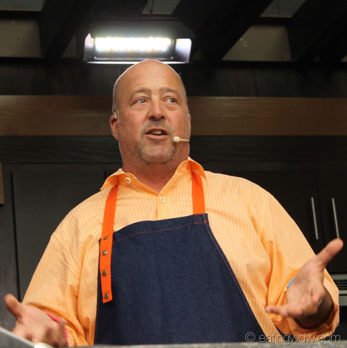 2014-food-wine-culinary-demo-andrew-zimmern-talking-2