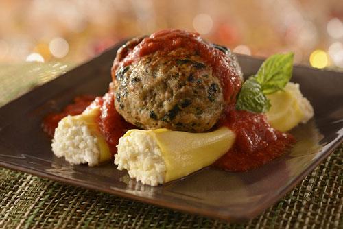 trattoria-al-forno-meatball-cannelloni-basil