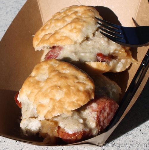 all-star-music-superstar-catering-food-truck-breakfast-kielbasa-and-sausage-gravy-sandwich