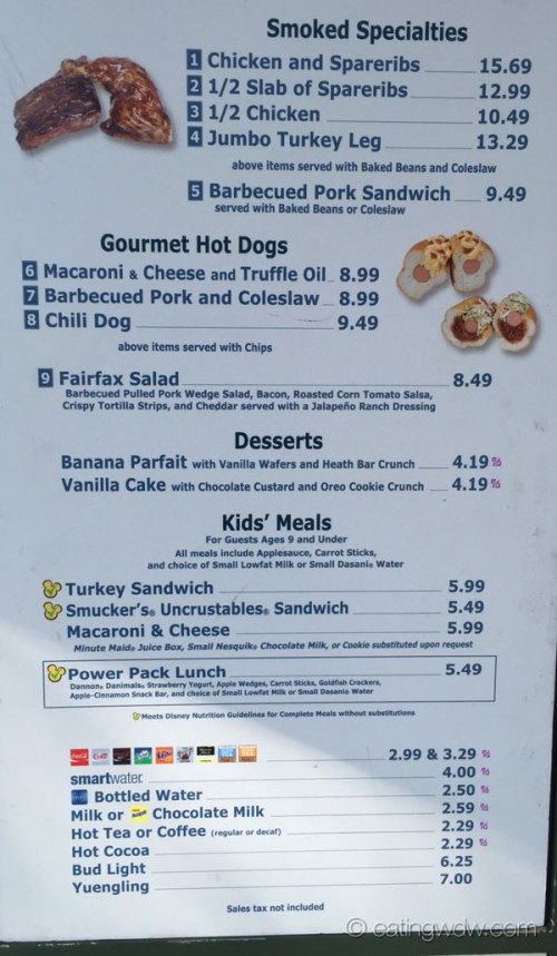 fairfax-fare-menu-122814