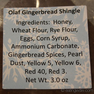 olaf-gingerbread-shingle-ingredients