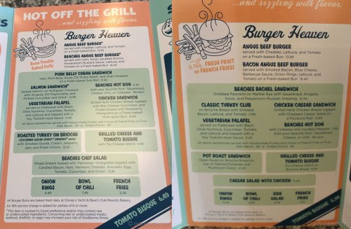 beaches-and-cream-menu-side-by-side
