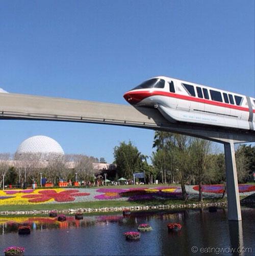 epcot-flower-garden-landscape-monorail