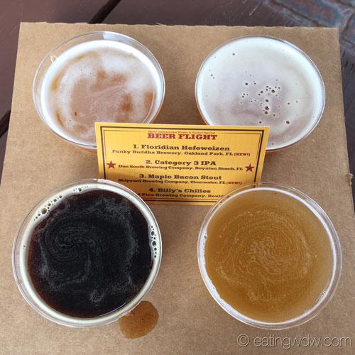 2015-epcot-flower-garden-the-smokehouse-beer-flight