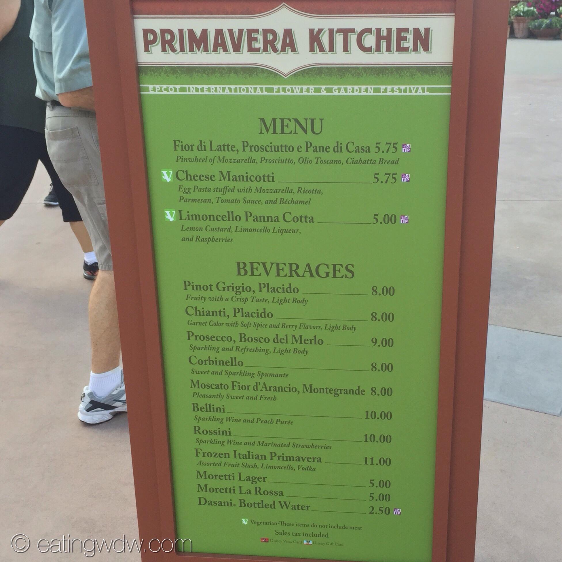 Kitchen Garden International 2015 Epcot International Flower Garden Festival Primavera
