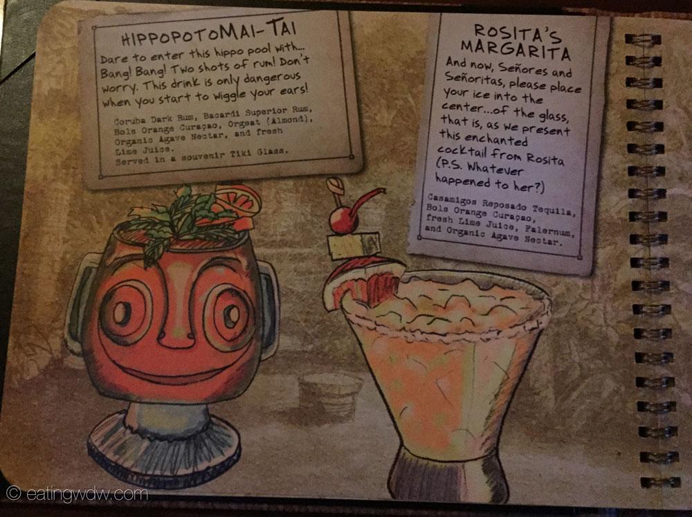 Trader Sam S Grog Grotto Drink Prices