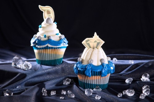 disneyland-diamond-cupcakes