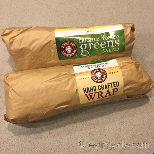 earl-of-sandwich-thai-chicken-bacon-avocado-wraps