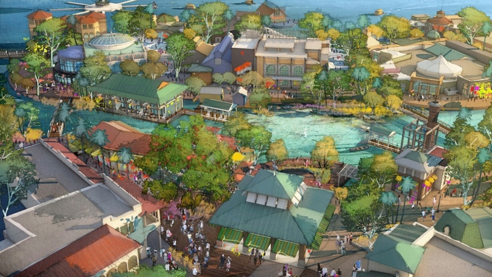 New Retail and Dining Announced for Disney Springs