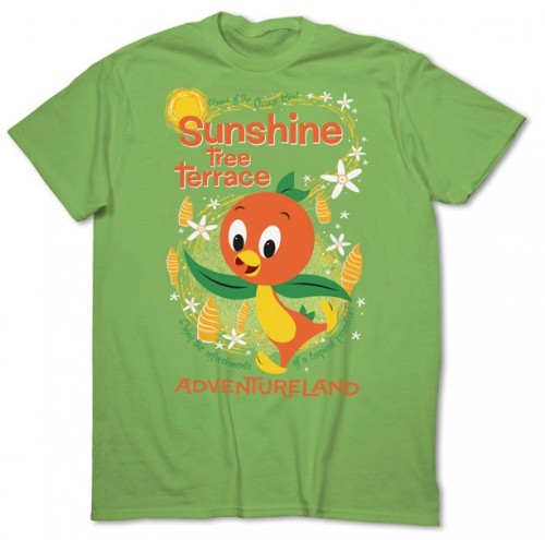 little-orange-bird-poster-tshirt
