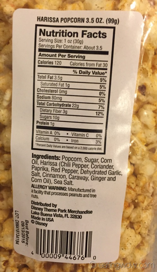 animal-kingdom-harissa-popcorn-nutrition-ingredients