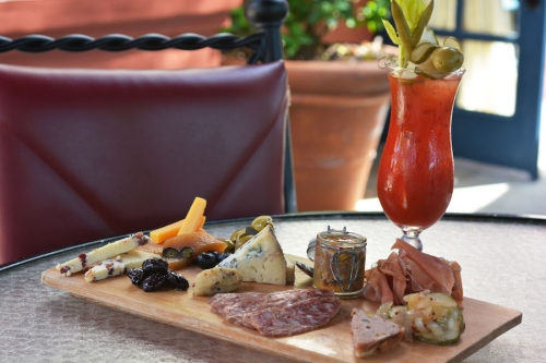 hollywood-brown-derby-lounge-artisanal-cheese-charcuterie-baord-bloody-mary