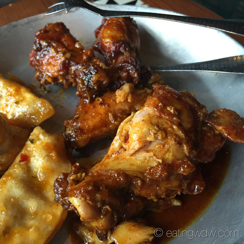 ohana-dinner-honey-coriander-chicken-wings