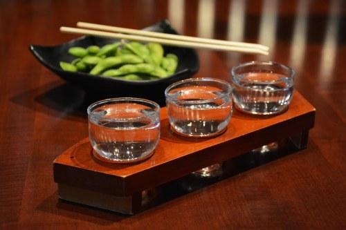 tokyo-dining-junmai-sake-flight