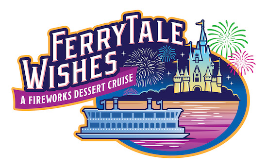 FerryTale Wishes: A Fireworks Dessert Cruise to Debut Oct. 5 at WDW